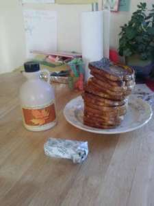 Breakfast is Ready Everybody!